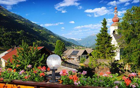 Rakousko – 4* hotel s wellness a polopenzí