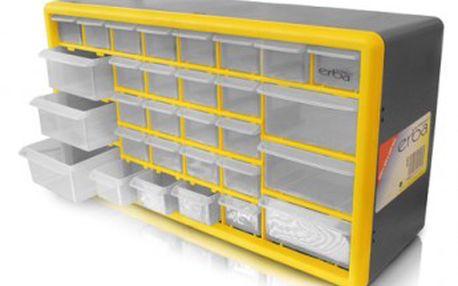Box na součástky 50 x 16 x 25 cm ERBA ER-02442