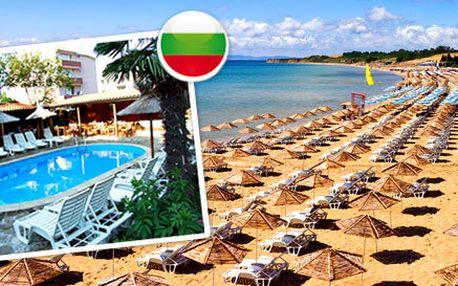 Na 8 dní do Bulharska - poloostrov Nessebar