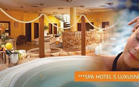 6 DNÍ s wellness pro 2 osoby ve SPA Hotelu***- Let...