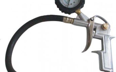 Pistole tlaková s manometrem ERBA ER-20001