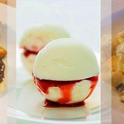 Přijďte kterýkoliv den v týdnu na skvělou akci v Original Cappuccini Restaturantu Praha Kolovraty!! Vyberte si jednu ze dvou nabídek bramborových nočků, buď s vepřovou panenkou nebo houbovým ragú. A na závěr, určitě potěší sladká tečka.