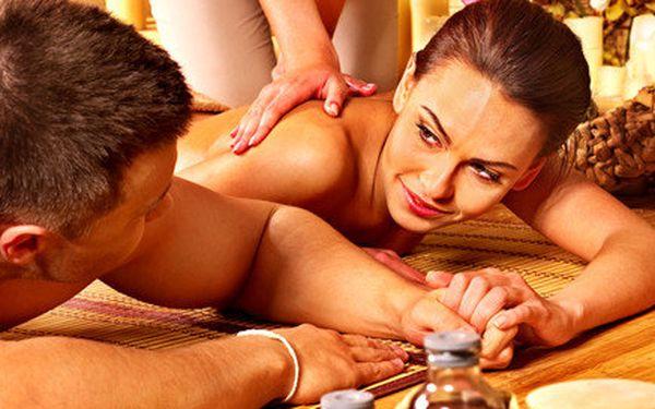 Tesanee Průhonice, traditional thai massage