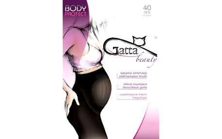 Gatta Body Protect 40 den černé