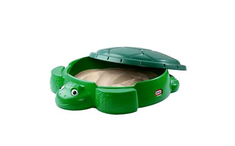 Pískoviště želva určeno pro nejmenší děti Little Tikes 631566