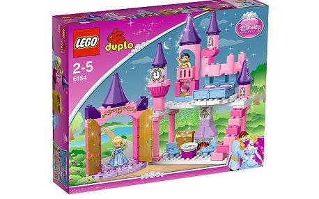 Stavebnice Popelčin zámek LEGO DUPLO Princezny 6154