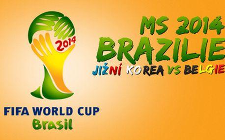 Letecký zájezd na fotbalové MS 2014 v Brazílii včetně vstupenky a ubytování. Nasajte jedinečnou fotbalovou atmosféru přímo v dějišti MS 2014 v Brazílii