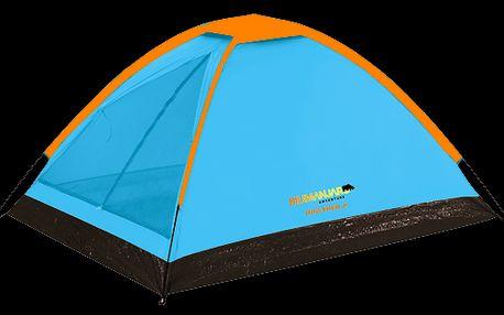 Festivalový stan pro 2 osoby se síťkou proti komárům Together 2 Festival