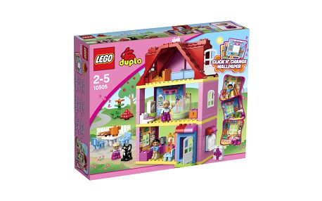 LEGO DUPLO 10505 Domek na hraní