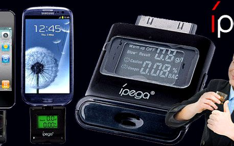 Alkohol tester pro iPhone a Samsung