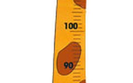 Metr Žirafa DODO 74052 krásná dřevěná dekorace na stěnu