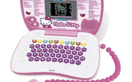 Clementoni 60200 - Dětský počítač kabelka Hello Kitty