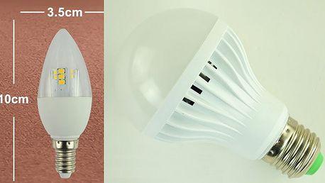 LED žárovky levně od 119 Kč!