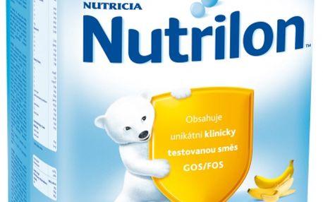 Nutrilon 3 Batolecí mléčná výživa s banánovou příchutí 800g