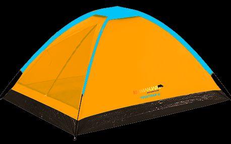 Together 2 festivalový stan pro 2 osoby se síťkou proti komárům