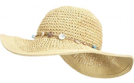 Dámský klobouk o'neill ac sands hat béžová