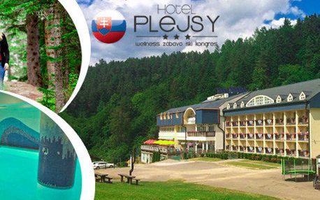 Bezva rodinná dovolená ve Slovenském ráji