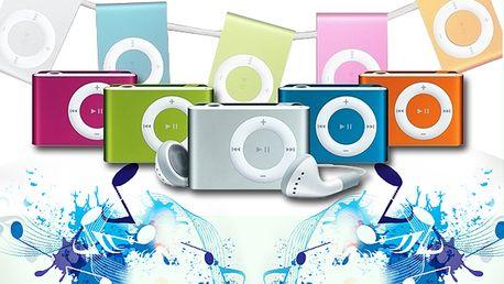 Stylový MP3 přehrávač s doručením zdarma