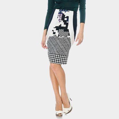 Dámská vzorovaná sukně ODM Fashion