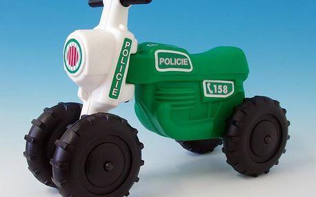 Motoplast 112 - Odrážedlo Cross policie