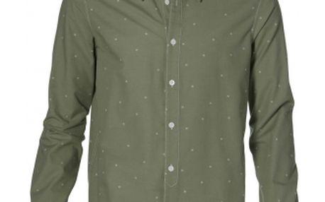 Pánská košile slim fit střihu - o'neill lm originals chart shirt