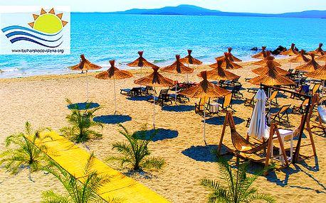 Léto u Slunečného pobřeží v Bulharsku pro 2-8 osob na 7 dní