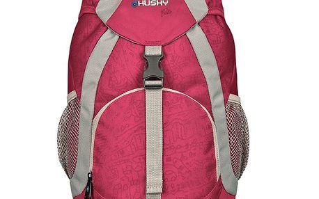batoh HUSKY Sweety 6l růžová
