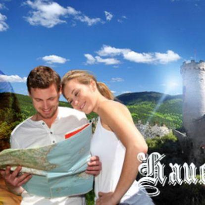 Kouzelný pobyt na 3 DNY pro DVA včetně SNÍDANĚ již od 849 Kč v penzionu Horní hrad v bezprostřední blízkosti hradu HAUENŠTEJN! Poznejte nádherné údolí, vyhlídky z krušnohorských tisícovek a kraj, který je nasátý historií!