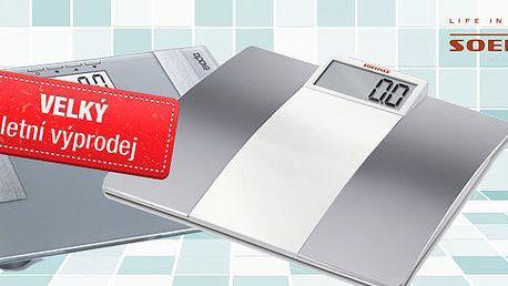 Osobní i analytická váha značky Soehnle