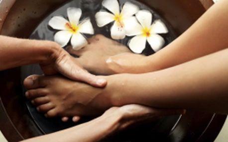 Luxusní péče o Vaše nohy s fantastickou slevou! Pe...