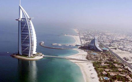 Velká cena Formule 1 Abu Dhabi, jedinečný 5-denní pobytový letecký zájezd do Dubaje. Poznejte kouzlo Dubaje a nejvyšší budovu světa Burj Chalica a krásné pláže s iLoveTravel.cz. Letenka tam a zpět, 4x ubytování se snídaní, vstupenka na F1 za 28.990 Kč