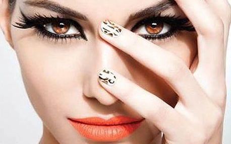 Gélové, akrylové nechty