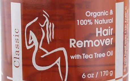 Epilační cukrová pasta s tea tree pro všechny typy pokožky 345 g