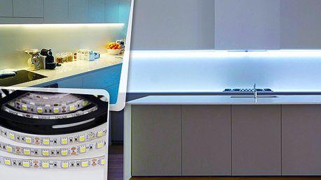 Led pásek pro vnitřní použití v krásné bílé barvě