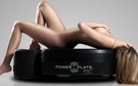 Cenová BOMBA! Cvičení na Power Plate pod vedením o...