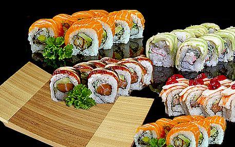 Bambusová podložka pro servírování sushi