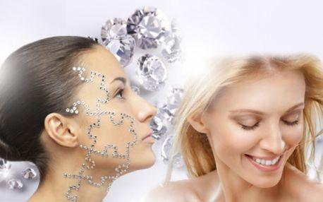 Diamantová mikrodermabraze + zapracování séra ultrazvukovou špachtlí za super cenu od 119 kč! Zbavte se jizviček po akné, nečistot a všech nedokonalostí! Vaše pleť bude po ošetření jen zářit!