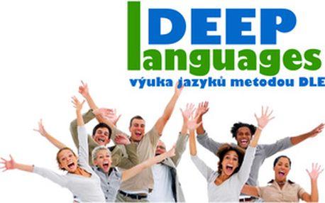 Středeční večerní angličtina pro mírně pokročilé 11 lekcí metodou DLE