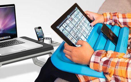 Stylové pracovní stojany na laptopy i tablety