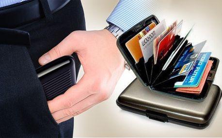 Voděodolná peněženka pro Vaše peníze i karty! Super tenká a zároveň voděodolná peněženka vhodná pro muže i ženy