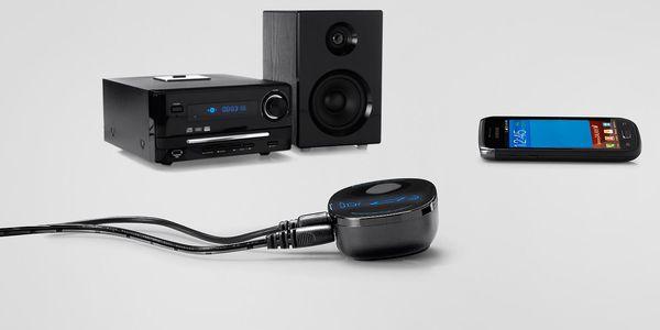 Hudební přijímač Bluetooth®3