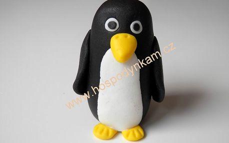 Jedlá figurka, tučňák