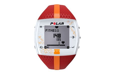 POLAR FT7 LILA pro všechny, kteří chtějí vědět, jestli svým výkonem v posilovně spalují tuky