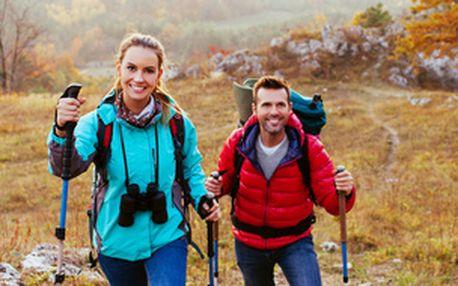 Instruktor kondiční chůze (Nordic Walking)