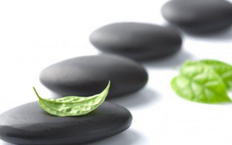 Masáž Lávovými kameny (60 minut) jen za 599 Kč! Th...