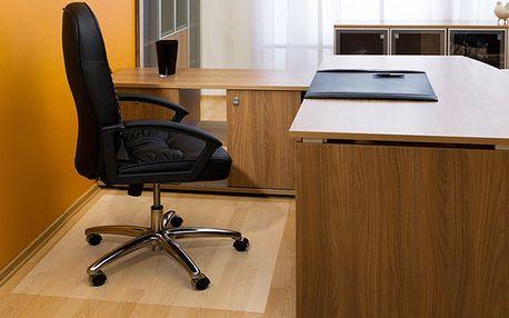 PVC ochranná podložka pod židli
