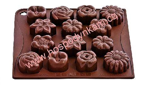 Pavoni Silikonová forma na čokoládu Bouquet