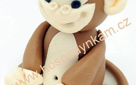 Jedlá figurka, opice