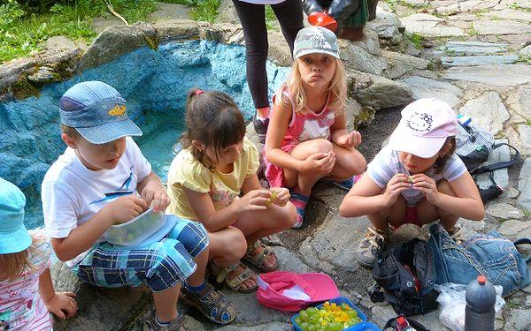 Babí léto v Krakonošově!! Krkonošská pohádka na 3-5 dní s POLOPENZÍ v oblíbeném BABYFRIENDLY hotelu s WELLNESS, ANIMAČNÍM PROGRAMEM a dětmi do 6-ti let ZDARMA!5