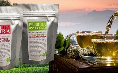 Imunit Tea nebo Goji Tea Extra - Vitamínová bomba z přírody